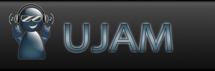 UJAM site header by celticpath