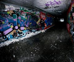 Tunnelvision no 2 by Najnaah