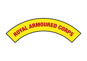 Royal Armoured Corps by Cyklus07