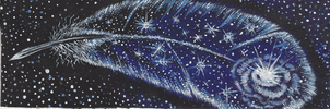 The Way to the Stars (Bookmark) by Avokad