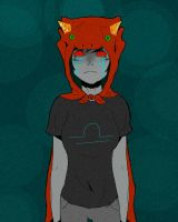 Don't cry Terezi... by Kimimaro888
