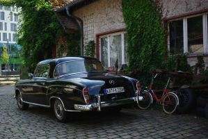 2 wheels and 4 wheels by tanja1983