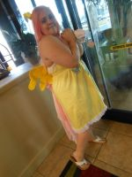 Fluttershy Cosplay (AW2012) by angelshauna
