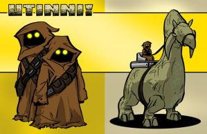 SW Kids Book Cover JAWAS by grantgoboom