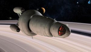 Best View in the Solar System by Rob-Caswell