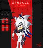 C R U S A D E :AT: by ShadowSinty