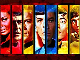 movies and tv/Star Trek/TOS by scifiman