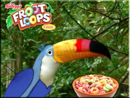 Froot Loops Cereal by Empawk