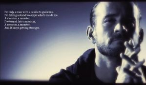 Cm Punk cover - Tuhin's Editing by tuhin98