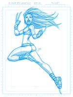 15 4 15: ' X-23 ' by FooRay