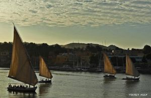 You're in Aswan by Nile-Paparazzi