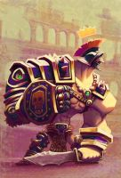 Gladiator by thurZ