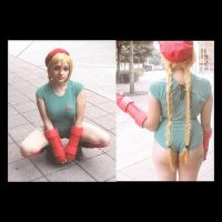 Cammy White Cosplay by hellraisingmorgue
