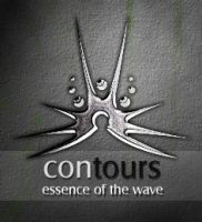 Contours Logo by haiderali