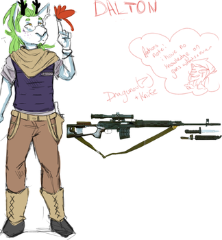 dalton reference by Wolvesies