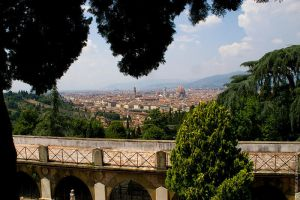 Florence - viewpoint by MDelicata