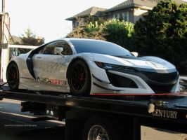 NSX GT3 by SeanTheCarSpotter