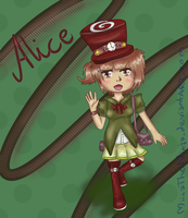 AT: Alice by MiinaTheNinja