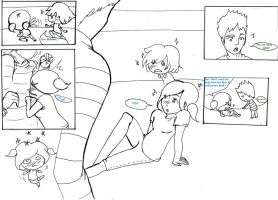 Story of her pg 6 uncolored by cartoonmaniack