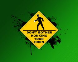 Road Sign by vip2006