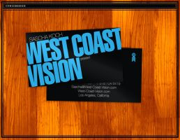 Cards : West Coast Vision by cynicdesign