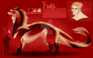 Fawx reference by noebelle