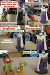 Piccolo's Family Reunion... or not by Death-Driver-5000
