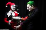 Harley and Joker: That's NOT funny... by Enasni-V