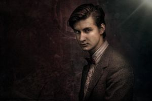The Eleventh Doctor by crazyfoalrus