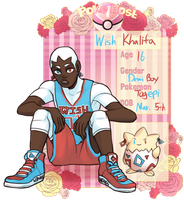 Pokehost: Wish Khalifa by BearilyThere