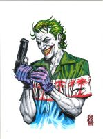 Joker Lock and Load by DanielDahl