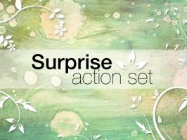 Surprise actions by EliseEnchanted