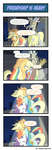 Pony 4 Koma - Friendship is Heavy by Reikomuffin