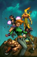 gen 13 by moneroman