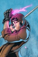 Gambit colors by sketchheavy