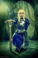 Fate Stay Night - Saber by Panda-Nono
