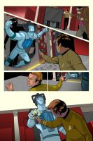 Star Trek:TNG / Doctor Who : Interior Page 7 by sharpbrothers