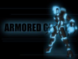 Armored Ghost by OmegaTwo
