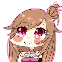 New Icon and New OC by Sarrie-Chan