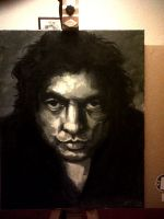 Tommy Wiseau by the-real-tunners