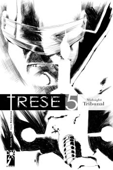 Trese5 cover by Budjette