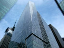 NYC - Skyscrapers 003 by daveship