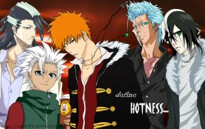 define HOTNESS by jaydz-05