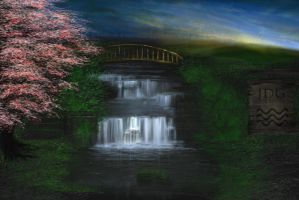 waterfalls 2 by jovee