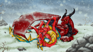 Winter's Day by Cursed-Midna