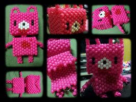 kandi gloomy bear with compartments by BBEEAARR