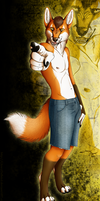 Werefox by casualGEE