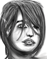 Day 25 - Portrait Study Speedpaint 3 by ShaneProcrastinates