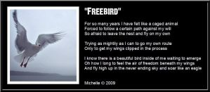 Freebird by VisualPoetress