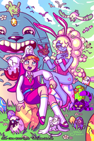 Easter 2012 by Yamino